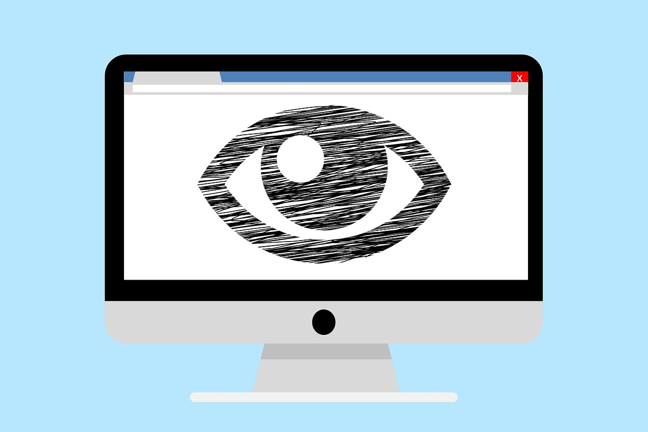 Are your employees emails their own affair? Eye on computer monitor